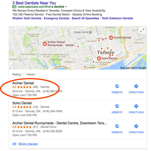 Get More Google Reviews from Patients ⋆ Dental Marketer