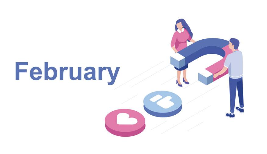 Social Media For Dentists - February Ideas