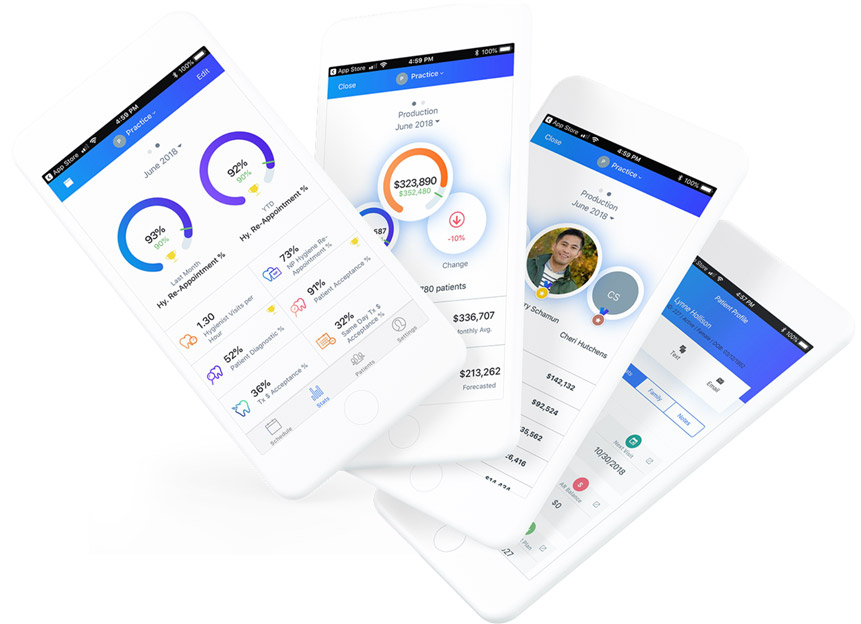 Instant Access to Dental Intelligence With Mobile App