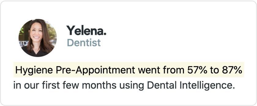 Yelena - Dentist