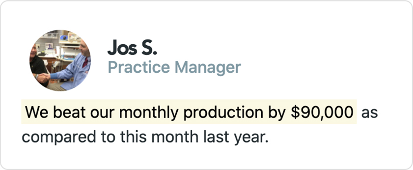 Jos S. - Practice Manager
