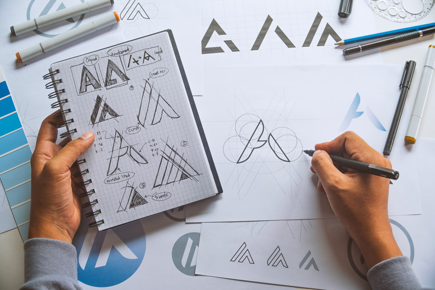 A Professional Designing A Dental Logo