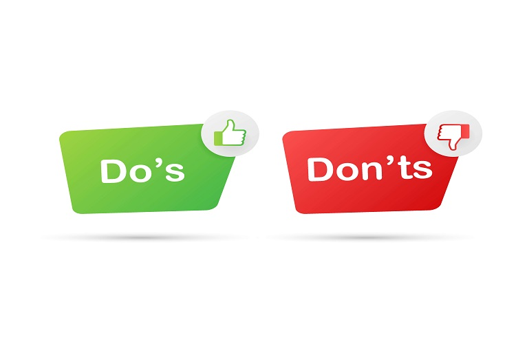 Dos and Don'ts of Dental Advertising